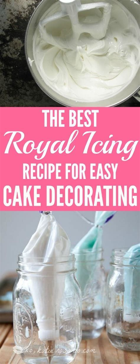 Best 25  Royal icing recipes ideas on Pinterest   Royal
