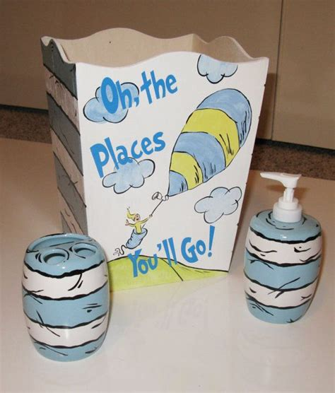 dr seuss bathroom accessories 1000 images about dr seuss cat in the hat nursery