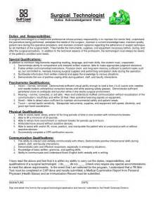 Surgical Resume by Surgical Technologist Resume Getessay Biz