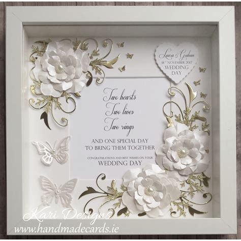 Designs For Handmade Photo Frames - handmade floral frame ff001