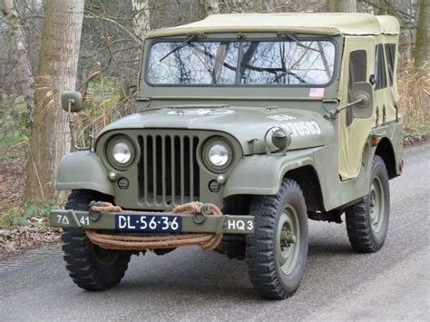 classic jeep convertible nekaf m38a1 willys jeep convertible 1956 classic