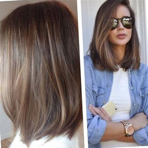 haircuts 2018 female long hair bob long 2018 looks y tendencias