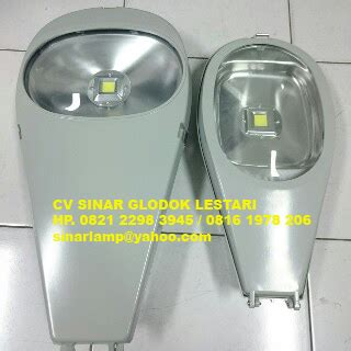 Lu Sorot Display lu jalan led lu pju led cobra 100w dan 50w