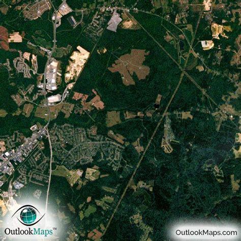 washington dc map satellite washington dc area satellite map print aerial image poster