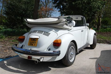 white volkswagen convertible vw beetle triple white convertible