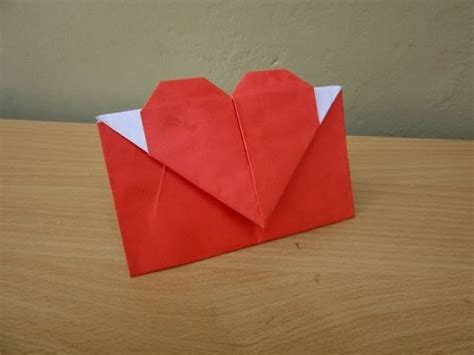 A Envelope Out Of Paper - how to make a paper envelope with easy tutorials