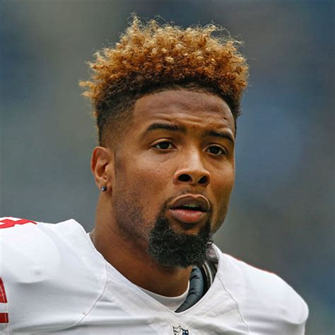 odell beckham jr hairstyle name the newest hairstyles