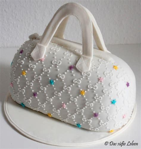 3d kuchen rezept rezept handtasche torte das s 252 223 e leben