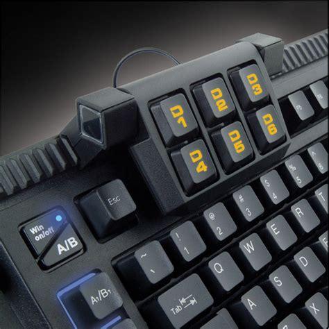 Keyboard Macro azio releases new levetron mech4 mechanical gaming keyboard technogog