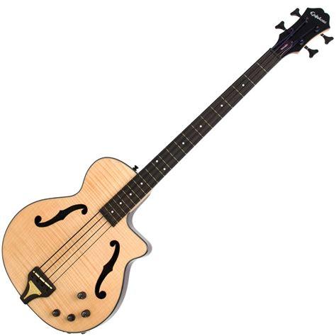 acustic bass guitar