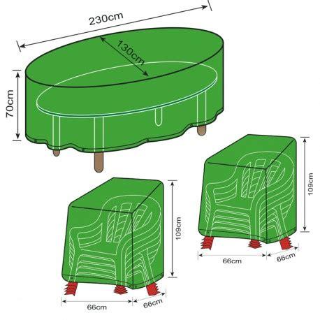 fundas para muebles de jardin fundas protectoras para muebles de jard 237 n sillas y mesa