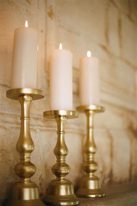 1000 ideas about gold candle holders on gold candles gold color and gold