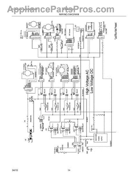 electrolux dishwasher parts diagram parts for electrolux eidw6105gs1a wiring diagram parts