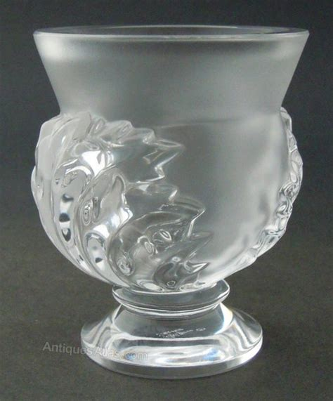 Lalique Vases Antique by Antiques Atlas Lalique Urn Vase Quot Cloud Quot