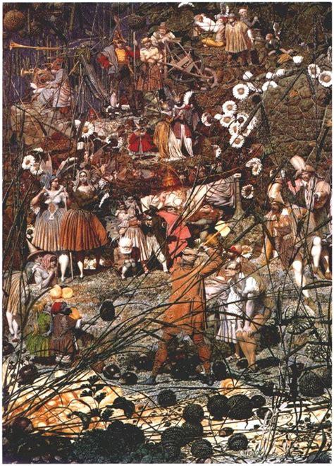 by the fairy fellers masterstroke richard dadd richard dadd the fairy feller s master stroke 1855 1864