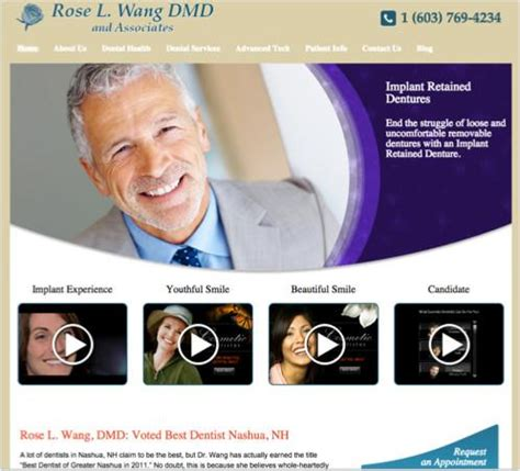 expert design solutions nashua nh wsi implements local seo for rose wang dental in nashua