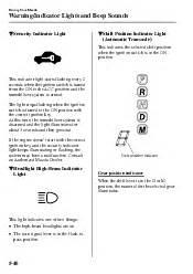 automatic transaxle warning mazda 6 autos post