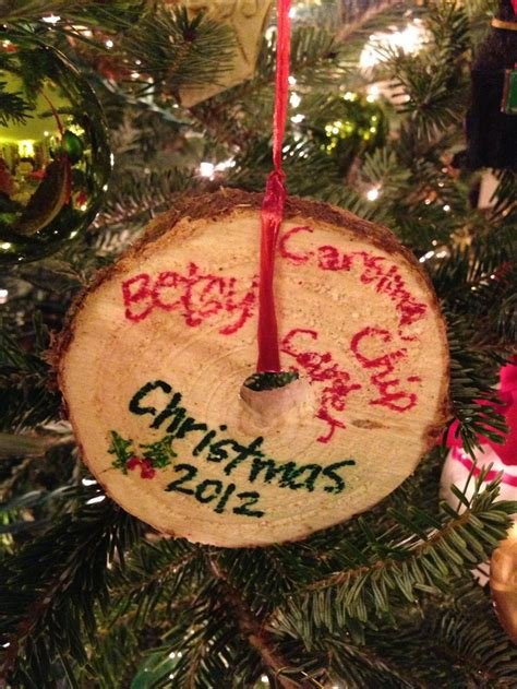 the 34 best images about christmas tree trunk ornaments on