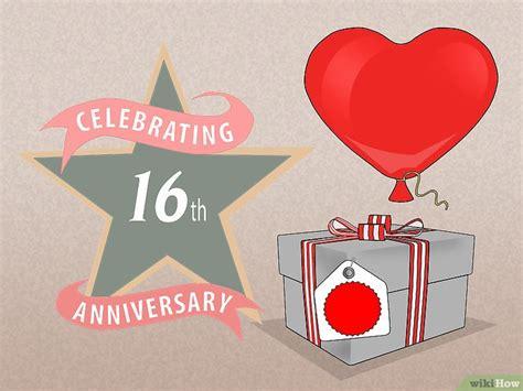 Wedding Anniversary Gifts 16 Years by 3 Formas De Comprar Un Regalo Para Un Aniversario De 16