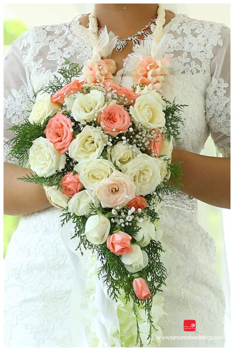 Wedding Bouquet Kerala by The Bridal Bouquet Up