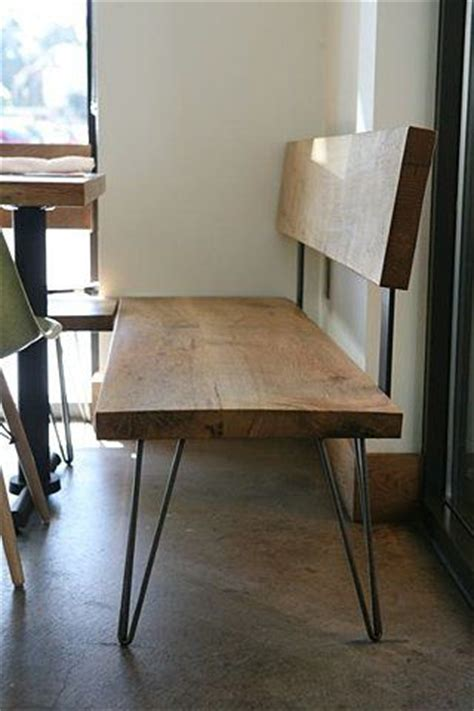 kitchen table bench with back best 25 dining bench with back ideas on