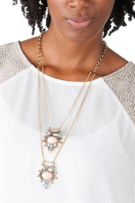 Jeweled Pendant santa barbara jeweled pendant necklace s
