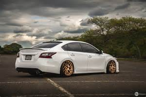 Nissan Altima Lowered The World S Best Photos Of Nissan And Teana Flickr Hive Mind