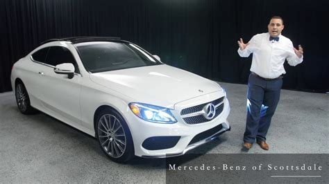 2017 C300 Coupe White by 2017 C300 Coupe Mercedes C Class C300 Polar White