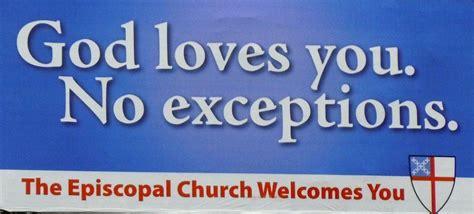 episcopal church bulletin