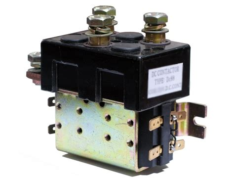 albright dc88 style reversing contactor solenoid 48v