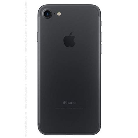 a iphone 7 apple iphone 7 black 32gb 190198067098 movertix mobile phones shop
