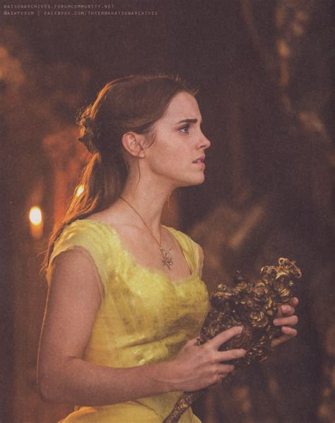 film emma watson neu emma watson as belle from the new live action beauty and