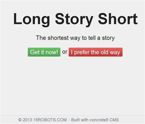 5 themes of a short story 30 best free and premium concrete5 themes ginva