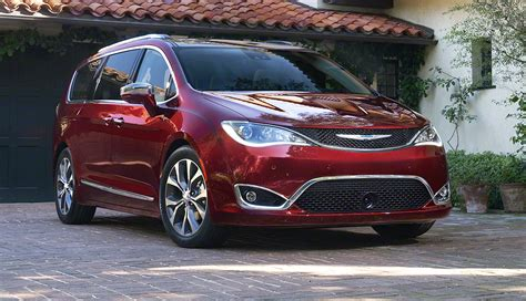 chrysler car 2016 2016 chrysler pacifica grand voyager replacement appears