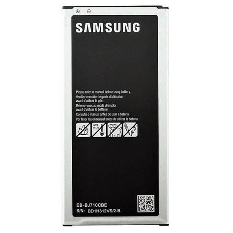 Batterybatrebaterai Samsung Galaxy J7 2016 Original samsung bater 237 a original samsung galaxy j7 2016