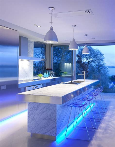 Kitchen Led Lighting Ideas Best 25 Led Kitchen Lighting Ideas On Led Cabinet Lights Modern Kitchen Lighting