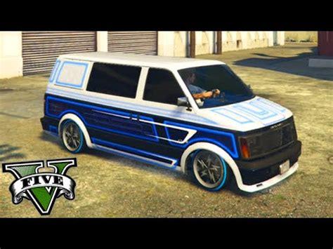 gta v online: novo lowrider a van !!! muito top youtube