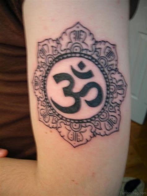 29 elegant om tattoos for arm