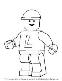 lego coloring book free coloring pages of lego garbage truck