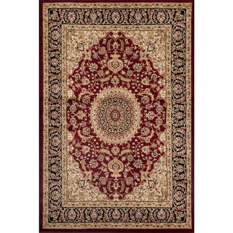 Home Hardware Area Rugs by World Rug Gallery Traditional Medallion Design
