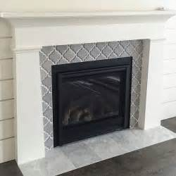 Fireplace Without Surround by Best 25 Tiled Fireplace Ideas On Herringbone