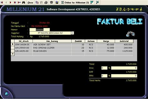 the of database in a hospital 171 akuw dan duniaku