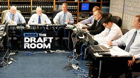 draft room april 2010 dallas cowboys espn dallas