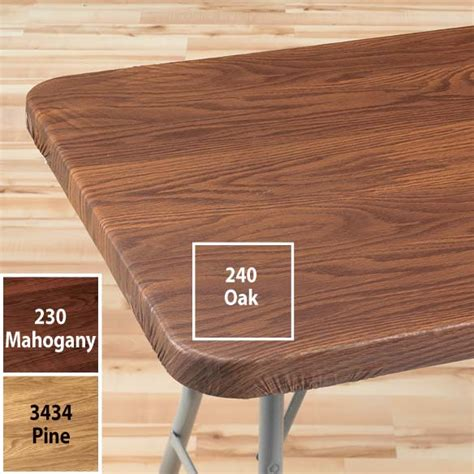 elastic table cover wood grain elasticized table cover wood table cover