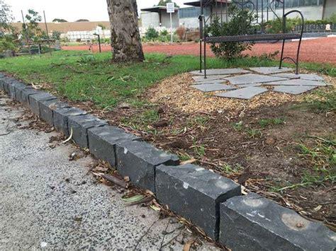 Bluestone Garden Edging Melbourne Bluestone Pavers Outdoor Stepping Pool