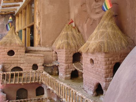 guinea pig houses pictures of pisac peru