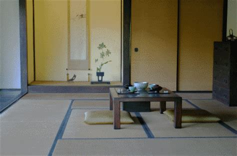 Japanese Tatami Dining Room A Japanese Dining Room Displaying Low Furniture Home