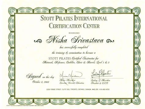 Pilates Mat Certification by Pilates Instructor Pilates Nisha Srivastava