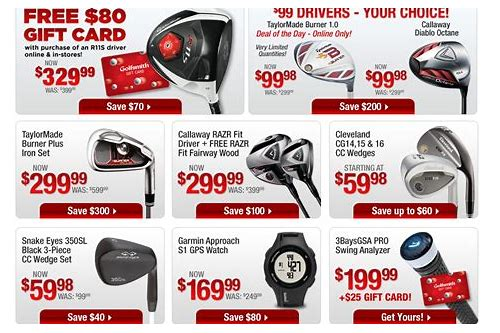 golf ball deals black friday