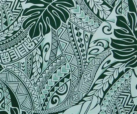 tribal print tattoo tapa fabric hawaii polynesian check it out at